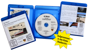 BluRay oder DVD - 42 Meter