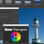 Digitale Fotos bearbeiten mit RawTherapee