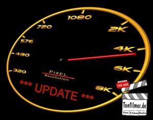 Videoschnitt PC 4K UHD und mehr