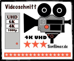 4k Videoschnitt