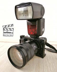 Meine neue Kamera isr futsch