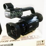 Ausprobiert: Sony PXW-Z90 Broadcastcamera an der Nordsee 4K