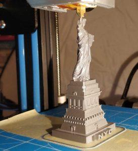 Liberty Statue 3d Druck