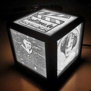Lithophanebox mit Beleuchtung