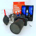 Kamerasensor reinigen - DIY